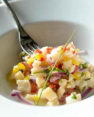 Ceviche de peixe (Foto: Casa e comida)