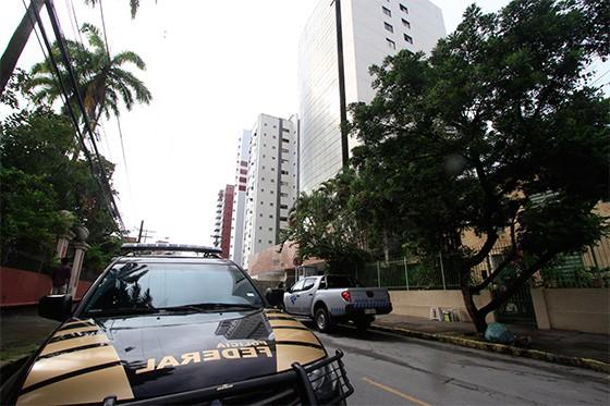 Ex-presidente da Petrobras e do Banco do Brasil Aldemir Bendine foi preso em Sorocaba nesta quinta-feira (27) (Foto: Bobby Fabisak /JC Imagem / Agência O Globo)