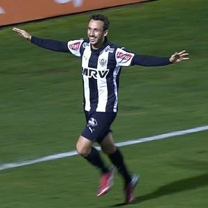 Thiago Ribeiro, atacante do Atlético-MG (Foto: Reprodução / Premiere)