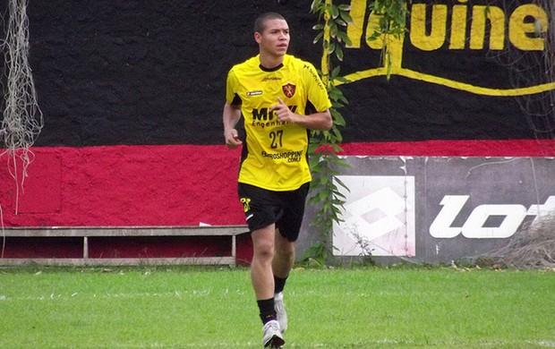 Marquinhos Gabriel - Sport (Foto: Divulgação/Sport)