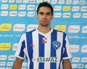 Gilson Alves, Paysandu, volante (Foto: Fernando Torres/Ascom Paysandu)
