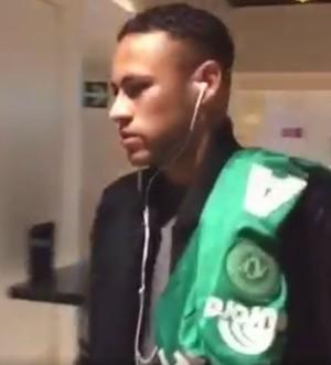 Neymar Barcelona x Real Madrid (Foto: Reprodução/YouTube)