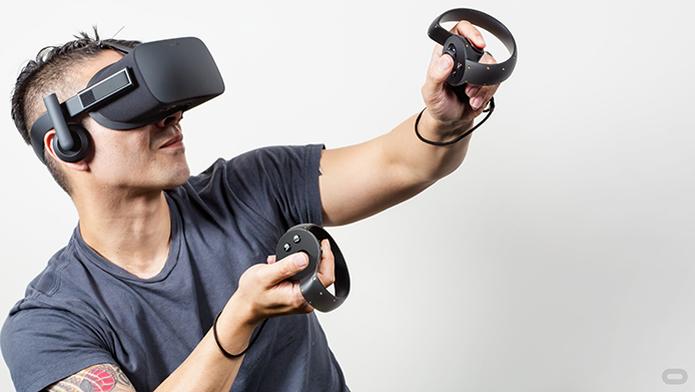 Mais barato e confortável, Oculus Rift vence um comparativo bem equilibrado contra o Vive (Foto: Divulgação/Oculus) (Foto: Mais barato e confortável, Oculus Rift vence um comparativo bem equilibrado contra o Vive (Foto: Divulgação/Oculus))