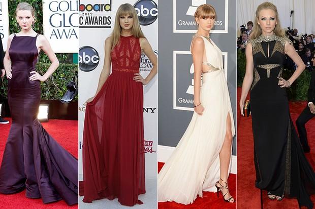 MODA - Estilo Taylor Swift (Foto: Reuters | Getty Images | AFP)