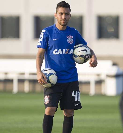sem estresse (Daniel Augusto Jr. / Agência Corinthians)