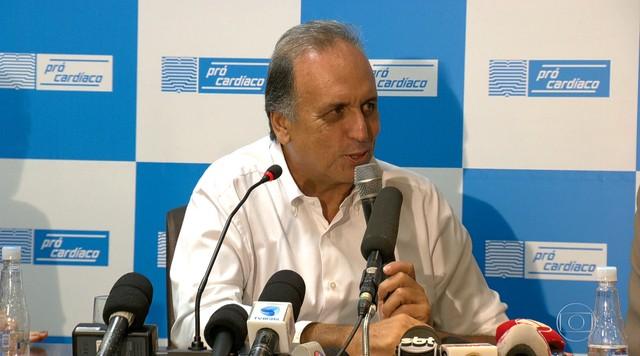 Licença do governador Luiz Fernando Pezão começa oficialmente nesta segunda-feira (28)