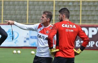 """Fernando Miguel admite problemas defensivos: """"Precisamos de solidez"""""""