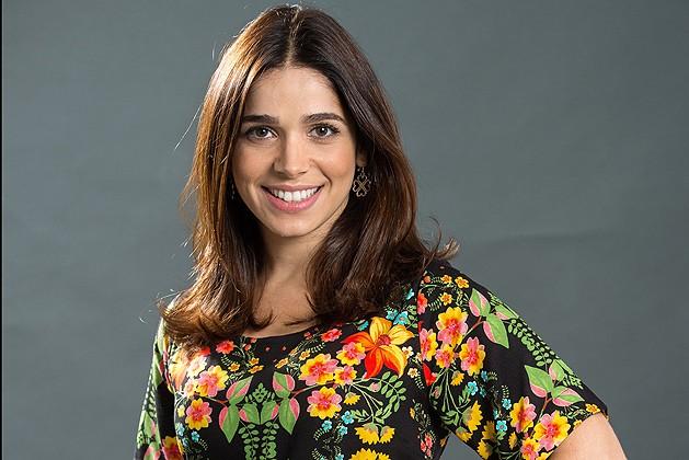 A atriz Sabrina Petraglia (Foto: Divulgação/TV Globo)