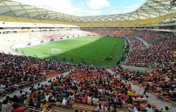 Fast-AM vai disponibilizar cinco mil ingressos para jogo contra Águia-PA
