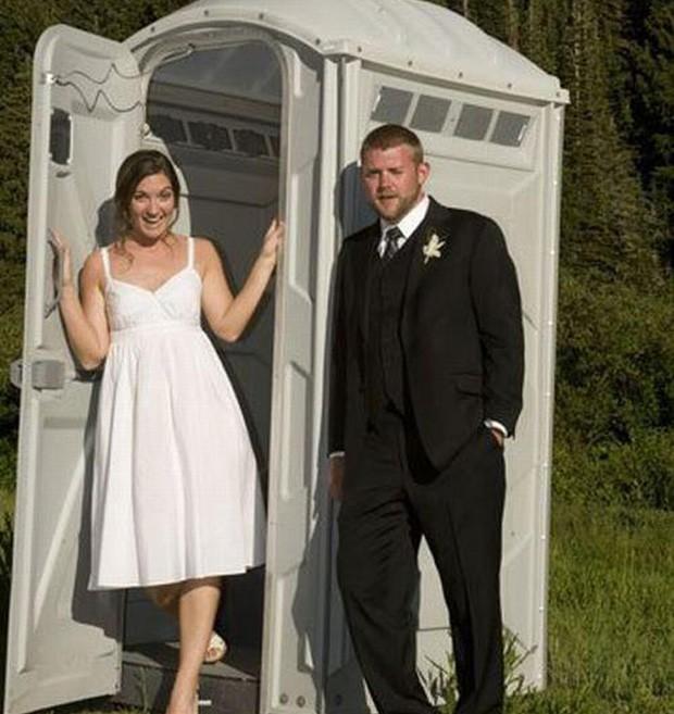 """""""Piores"""" fotos de casamento foram reunidas em página no Facebook. (Foto: Reprodução)"""