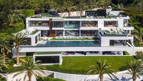 A casa comprada por Beyoncé e Jay-Z (Foto: Divulgação)