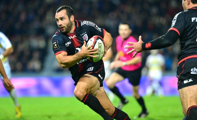 Toulouse rugby (Foto: Divulgação)