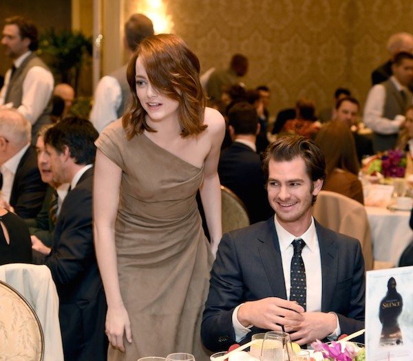 Andrew Garfield e Emma Stone (Foto: Getty Images)