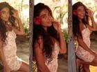 A mais sexy do mundo! Juliana Paes faz último ensaio sensual na pele de Gabriela