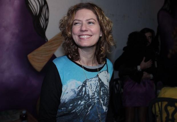 Patrícia Pillar (Foto: Leo Franco/AgNews)
