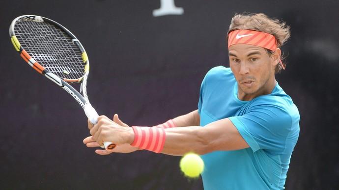 Rafael Nadal ATP Sttutgart final (Foto: EFE/MARIJAN MURAT)