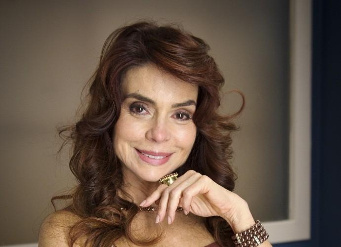 Françoise Forton estará na Dança dos Famosos 2015 (Foto: Alex Carvalho/TV Globo)