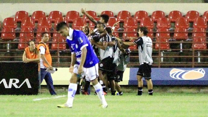 CSA x ASA, no Rei Pelé (Foto: Ailton Cruz/ Gazeta de Alagoas)