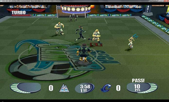 Sega Soccer Slam (Foto: Reprodução)