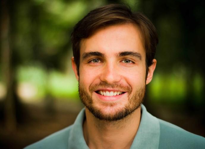 Max Fercondini passou anos apresentando o Globo Ecologia (Foto: Divulgação)
