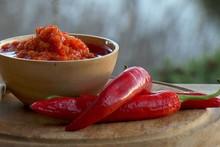 'A Cozinha Caseira de Annabel' - Ep. 12 - Molho de pimenta