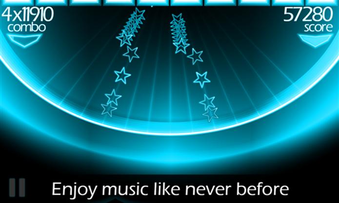 SongArc é um game musical viciante para Windows Phone ao estilo Guitar Hero (Foto: Divulgação/Windows Phone Store)