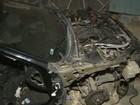 PRF flagra dupla desmanchando carro em fazenda no Agreste da PB