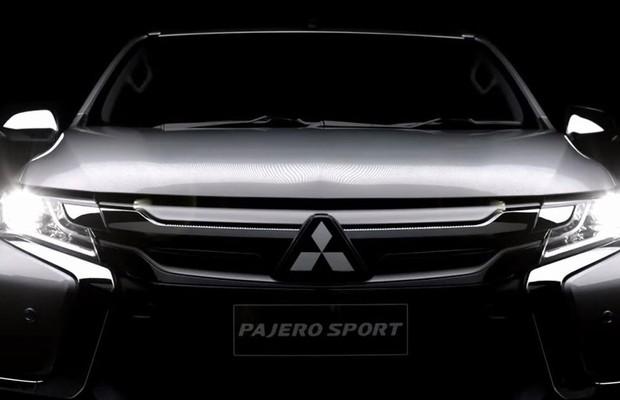 Mitsubishi Pajero Sport (Foto: Divulgação)