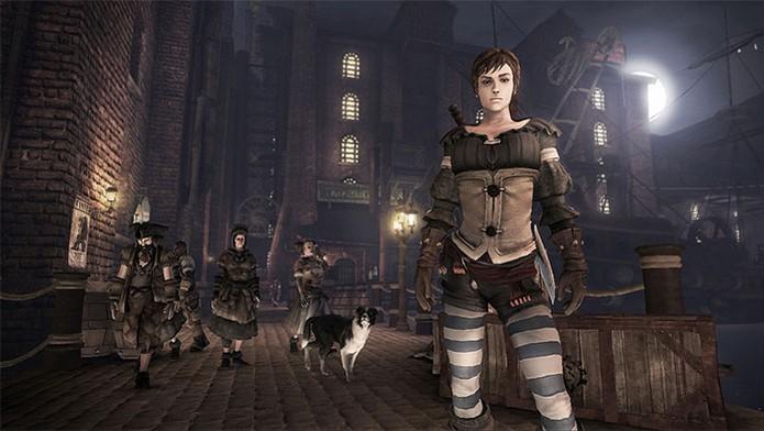 Fable 3 mistura RPG e aventura (Foto: Divulgação) (Foto: Fable 3 mistura RPG e aventura (Foto: Divulgação))