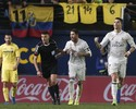 Presidente do Villarreal reclama de árbitro ter levado bolsa do Real Madrid