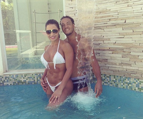 Gracyanne e Belo (Foto: Reprodução/Instagram)