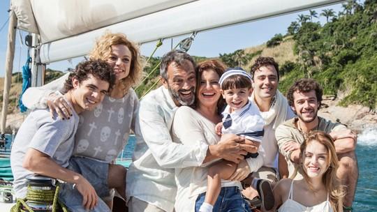 Final de 'Sete Vidas': Miguel reata com Lígia e se aproxima dos filhos