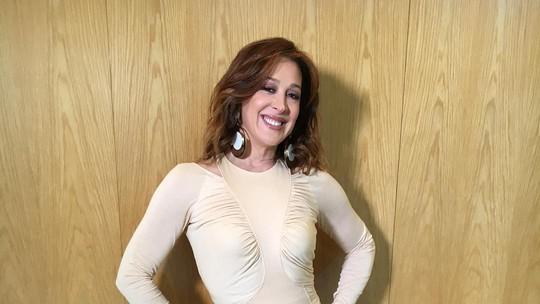 Claudia Raia diz como chegar aos 50 com tudo em cima: 'Não me sinto com essa idade'