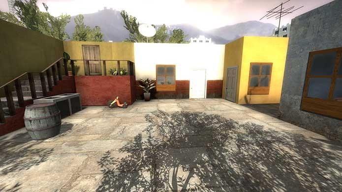 Mapa inspirado na série mexicana está em CS:GO (Foto: Divulgação/Steam)