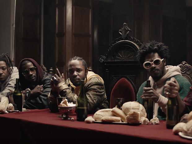 Kendrick Lamar deve lanar um disco novo no prximo dia 7 de abril (Foto: Divulgao)