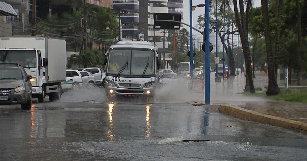Funceme prevê mais chuva para os próximos dois dias no Ceará - Globo.com