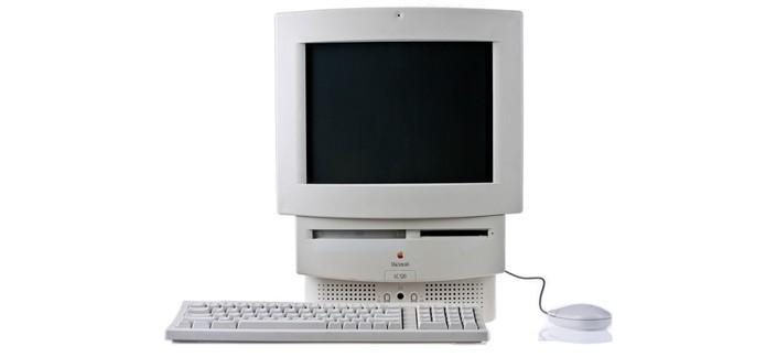 Macintosh LC 520 é um computador da Apple com preço acessível (Foto: Divulgação/Apple)