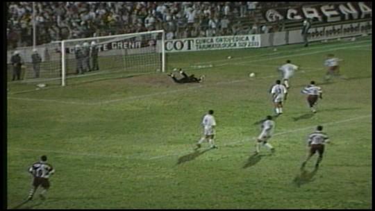 Desportiva tem boas lembranças do último mata-mata pelo Brasileirão