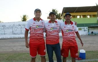Jaelson Marcelino celebra retorno do CEO ao grupo de elite do Alagoano