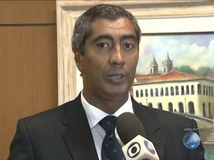 Secretário da Justiça, Cidadania e Direitos Humanos (SJCDH), Almiro Sena (Foto: Reprodução)