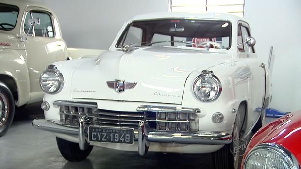 Studebaker (Foto: reprodução / EPTV)