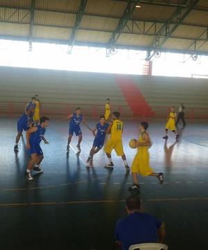 basquete acre (Foto: Pedro Almeida / Arquivo Pessoal)