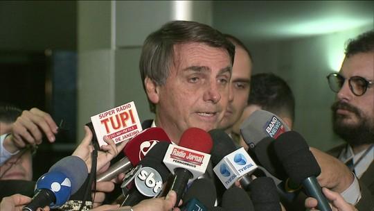 Sociedade foi 'desinformada sobre verdade', diz Bolsonaro após virar réu