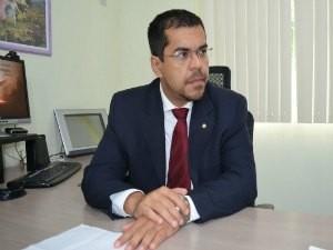 Promotor Elias Chakian, responsável pelo caso (Foto: Eliete Marques/G1)