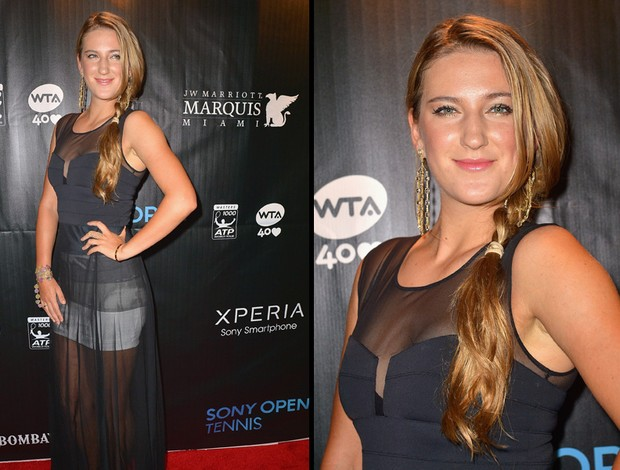 Victoria Azarenka lista (Foto: Getty Images)