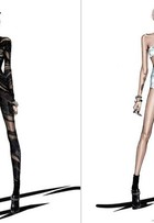 Roberto Cavalli assina o figurino da nova turnê de Miley Cyrus