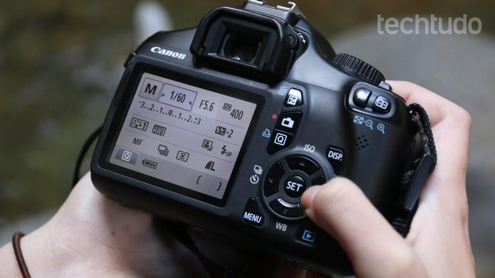Canon t3 (2) (Foto: Lucas Mendes/TechTudo)