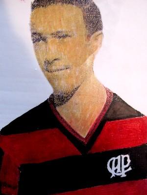 Lolô Cornelsen, ex-jogador do Atlético-PR (Foto: Arquivo)