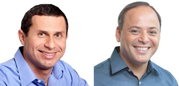 Felipe Peixoto e Rodrigo Neves (Foto: Divulgação)