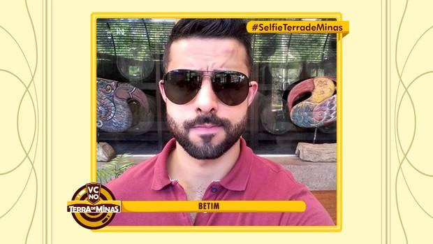 Veja selfies de telespectadores do Terra de Minas ()